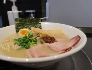 つけ麺 中華そば アンタイNOODLES@昭島市<限定・豚骨ラーメン>