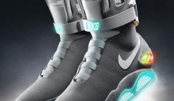 バック・トゥ・ザ・フューチャーに出てきた自動靴紐縛りシューズをナイキが正式発表 2016年春に販売