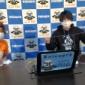 第2試合は青髪となった関口翔選手の解説で倉垣翼&十嶋くにおv...
