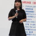 2019年 第46回藤沢市民まつり その2(ミス慶應SFC候補・司会者)