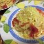 黄にらトリュフソルト(白)パスタの作り方。 贅沢レシピ