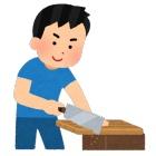 『ビルメンの工作』の画像