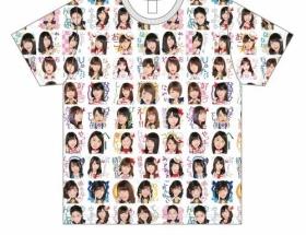 AKB48 45thシングル 第一党記念Tシャツが過去最高にダサいwwwwww