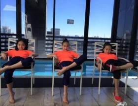 【画像】中国の体操女子チームがロリすぎるとマジで話題に