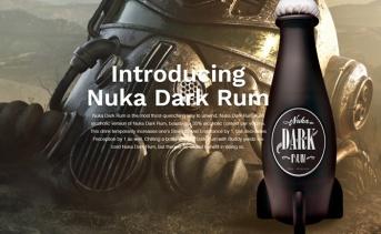 「ヌカ・コーラ・ダーク」ゲームに登場するアルコール飲料が実際に発売!