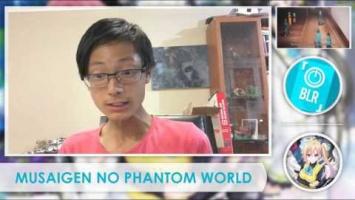 無彩限のファントム・ワールド 第9話 【海外の反応 動画 Reaction】