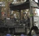 3人死亡のキャンピングカー、別の車の「板バネ」の一部がガソリンタンクに突き刺さっていた