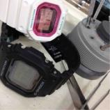 『みのお キューズモールで防水検査☆電池交換しちゃおー!!』の画像