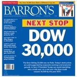 『【バロンズ】ダウは30,000ドルを目指す!!』の画像