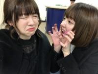 【乃木坂46】和田まあや、渡辺みり愛を泣かせていた...(画像あり)