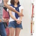 2013年湘南江の島 海の女王&海の王子コンテスト その14(海の女王候補エントリー№8)