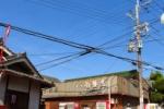 インサイト交野NO.25~大矢酒店前。黄桜の「かっぱ」の自販機があるところ~