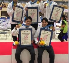 【2092】【大会結果】『第74回国民体育大会(体操競技)』大会結果まとめ/9月15日:少年男女団体総合決勝 結果