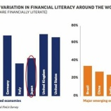 『【謎】日本人の金融リテラシーはなぜ低いのか?』の画像