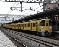 『垣間見た西武新宿線の電車たち』の画像