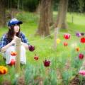 成原陸さん 夢の島公園