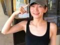 【画像】吉岡里帆がタンクトップ&ショーパン姿を公開wwwww