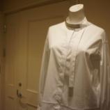 『FABIANA FILIPPI(ファビアナフィリッピ)ボウタイシャツ』の画像
