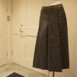 『irise(イリゼ)ネップツイードスカート』の画像