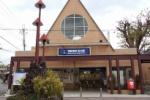 トーマス列車の終着駅。『ソドー島ステーションだった私市駅』がただの田舎の駅舎になってる!