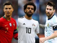 今、世界最高のサッカー選手ベスト3は「メッシ」「クリロナ」「サラー」?