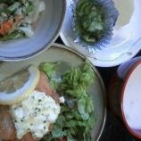 『(*^ー^)今日のあべQ♪(白身魚フライ)』の画像