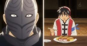 【真・中華一番!】第3話 感想 仮面料理人の復讐