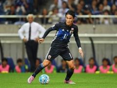 「日本代表で2G3Aの活躍の久保の活躍はありがたい!若い世代が下から突き上げていかないと」by 宇佐美貴史