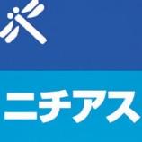 『ニチアス(5393)-三井住友DSアセットマネジメント』の画像