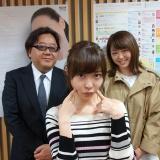 秋元康・指原莉乃・峯岸みなみでAKB48のANNの写真