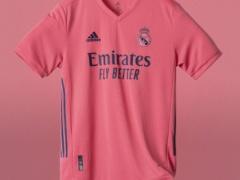 【画像】レアルの新ユニ…今度はピンク色!