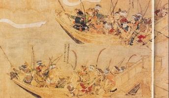 【悲報】元寇直前の蒙古の使者による鎌倉武士像wwwww