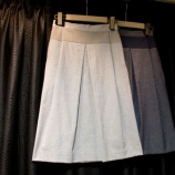 『【irise】新作バイカラータイトスカート』の画像
