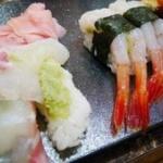 「市場すし」の店員が外国人に憎しみを込めて握った寿司がこちらwwwwwwwwwwwwww