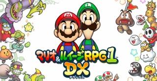 【ゲーム売上】『マリオ&ルイージRPG1 DX』初週2.5万本、スイッチ本体は3.8万台