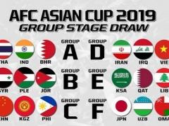 来月のアジアカップに挑むサッカー韓国代表とオーストラリア代表・・・