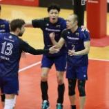 『Weekly Volleyball V-1男子ファイナル』の画像