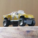 『ダイソー オフロードカー(ミニ) フォード トラック』の画像