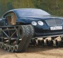 発明家が「ベントレー戦車」を作った!