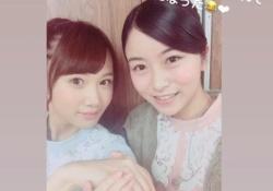 元乃木坂46・永島聖羅&佐々木琴子、めちゃいい笑顔・・・・・