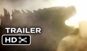 【映画】    2014年公開の ハリウッド版ゴジラ のトレイラーが YOUTUBEで公開。 1日で100万再生を突破。   海外の反応