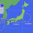 台風14号 今後の進路は・・・