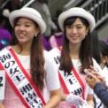 2015年 第42回藤沢市民まつり その66(南口大パレード/海の女王(堀口奈々・齋藤瑠海))
