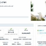 『【貸付投資Funds】新ファンド「底地くんファンド#1」をぶった斬る!!』の画像