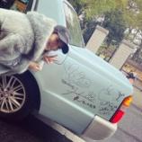 『[=LOVE] バイオリニストの木嶋真優さん、イコラブタクシーの配車に喜ぶ…』の画像
