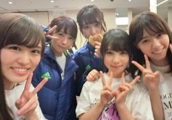 泣ける・・・斉藤優里、過去のライブ後の画像を公開・・・!みんな可愛い!