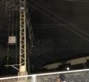 【動画】JR琵琶湖線・瀬田駅でヤバすぎる架線事故が発生www 怖すぎワロタw