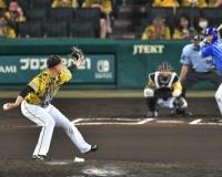 【阪神】秋山が5年ぶりリリーフ登板で甲子園どよめく 通算8試合目中継ぎで2回無失点