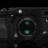 『フジフィルム LX10のモックアップ画像?』の画像