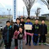 『◇仙台卓球センタークラブ◇ 第50回ニッタク杯 北福島オープン卓球大会 結果』の画像